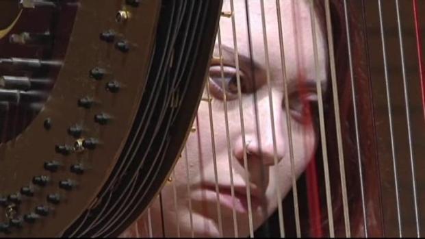 [DFW] Harpists Fine Tune Instrument's Reputation