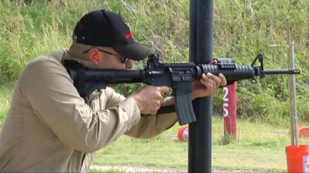 [DFW] Dallas Cops Determine 'Top Rifle'