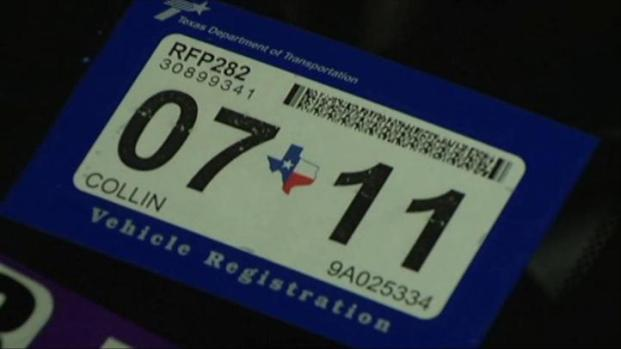 [DFW] Vehicle Registration Fees Change Sept. 1