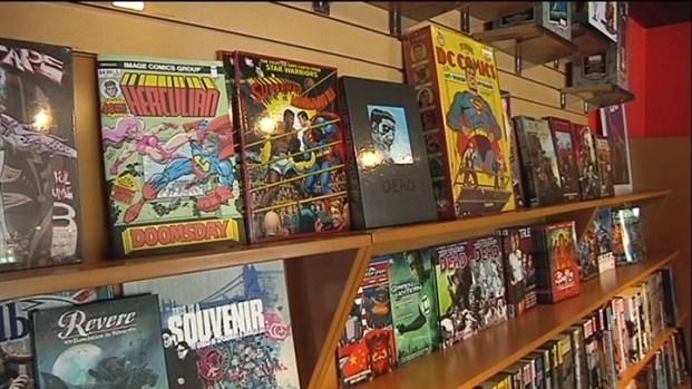[DFW] Zeus Comics is a Mecca for Pop Culture and Nostalgia