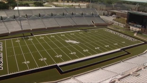 [DFW] New UNT Stadium Finished