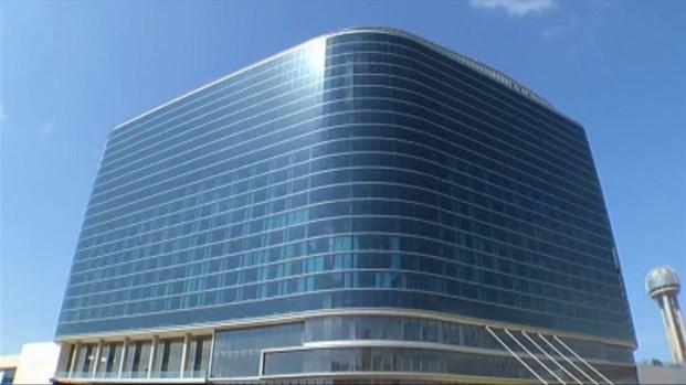 [DFW] Inside The Omni Dallas Hotel