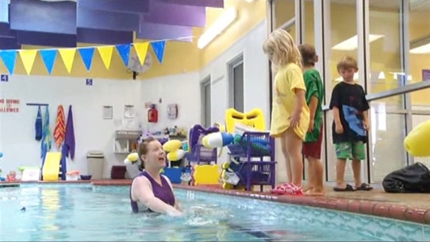 [DFW] Swim School Takes Lessons to Another Level