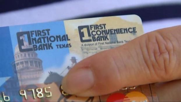 [DFW] Credit Card Fraud Swipes Small Towns
