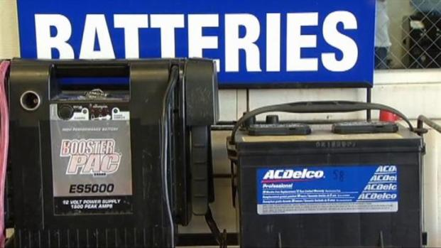[DFW] Summer Heat Runs Down Car Batteries