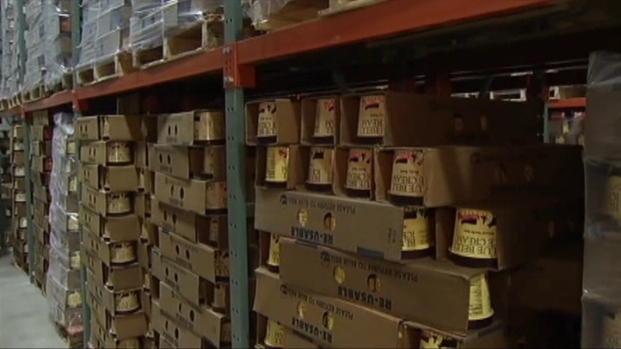 [DFW] Inside Blue Bell's New Distribution Center