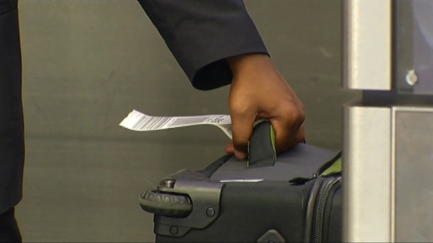 [DFW] Airline Employee Accused of Stealing From Suitcases