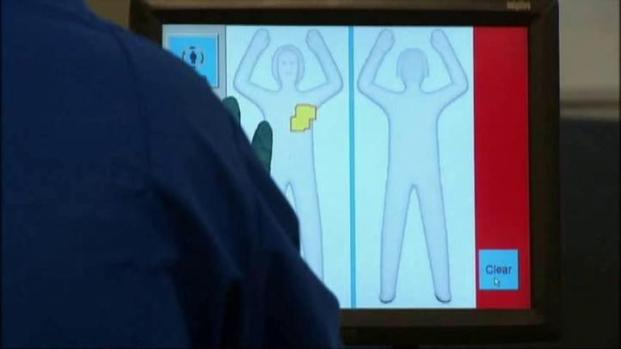 [DFW] TSA Debuts New Body Scanners