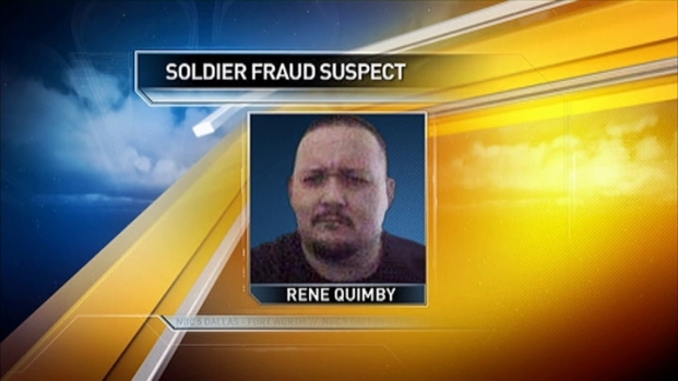 [DFW] Man Who Defrauded Soldiers Sentenced