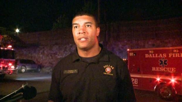 [DFW] 4-Alarm Fire Displaces 24