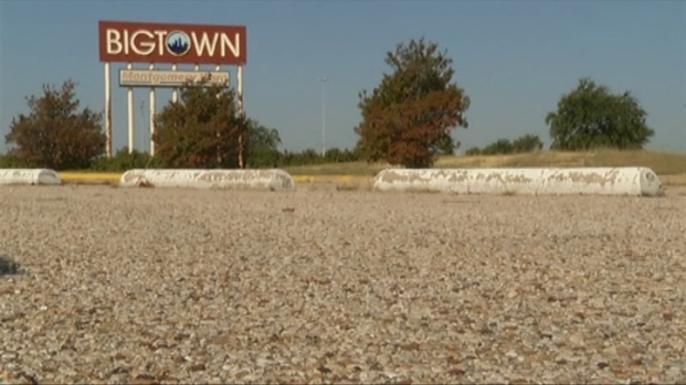 [DFW] Former Big Town Mall Site Still Vacant