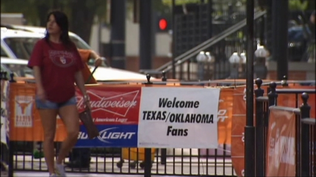 [DFW] Texas-OU Fans Head to Dallas
