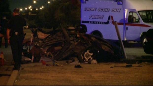 [DFW] Arlington Crash Kills 3