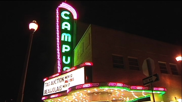 [DFW] Ghost Oversees Denton's Campus Theatre