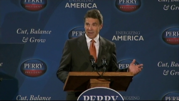 [DFW] Perry Details Flat Tax Plan