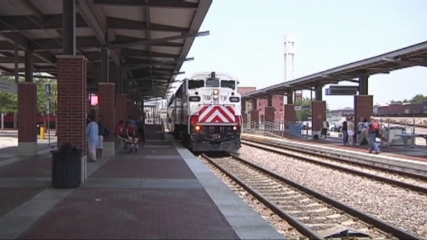 Commuter Rail to Alliance Discussed