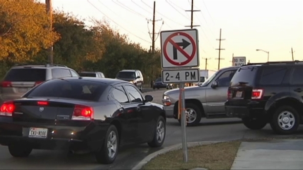 [DFW] Garland Moves to Solve School Traffic Issues