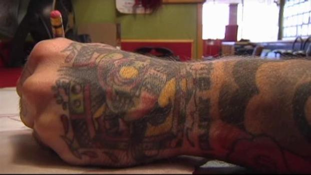Tattoo Shops Allowed in The Colony for First Time - NBC 5 Dallas ...