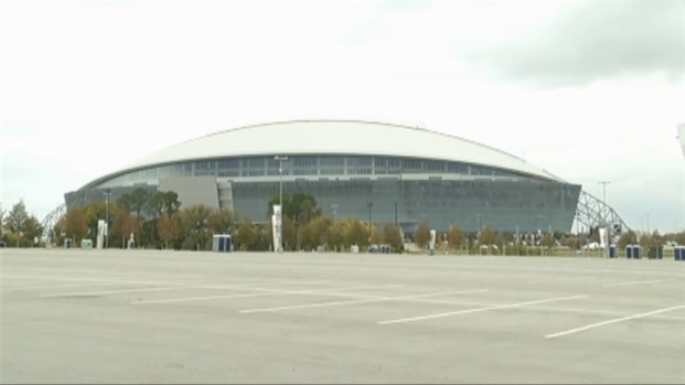 [DFW] Cowboys Stadium Hosts Arlington Football Playoffs