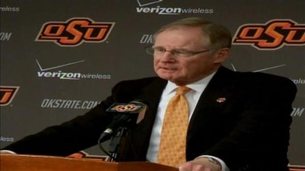 "[DFW] ""It's Our Worst Nightmare"" OSU President Hargis"