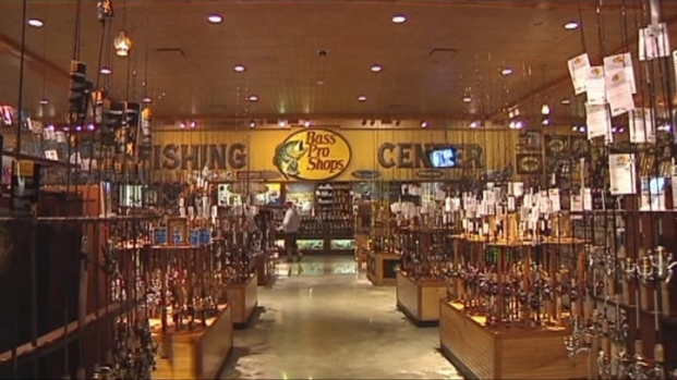 [DFW] Garland Tax Breaks for Bass Pro Shops Return Profits