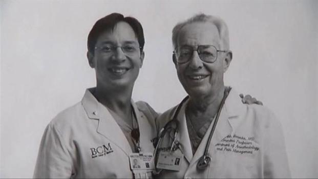 [DFW] Sharing His Father's Story of Treating JFK in the Emergency Room