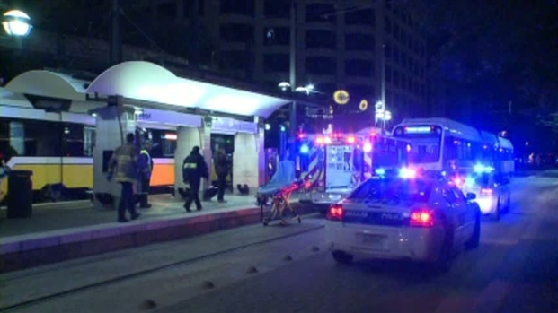 [DFW] Man Fatally Shot Exiting DART Train