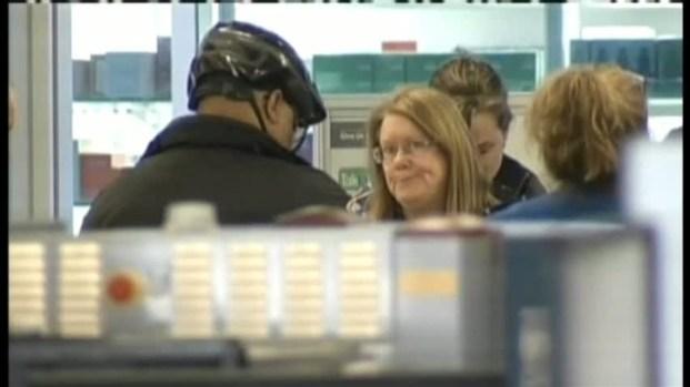 [DFW] Passengers Happy TSA 'Did Its Job'