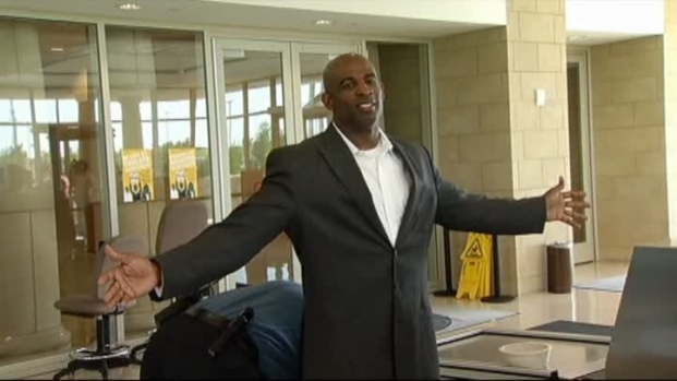 [DFW] Deion, Pilar Arrive in Court Thursday