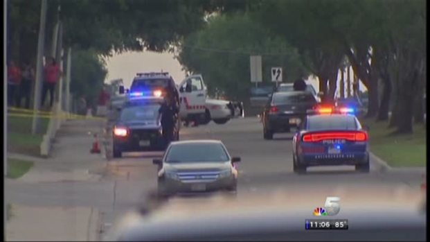[DFW] SWAT Officer in Stable Condition After Shooting