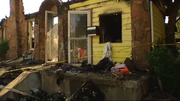 [DFW] Cause of Fire, 911 Calls Investigated