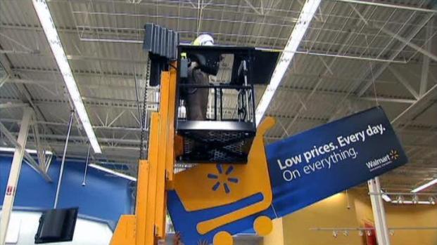 [DFW] New Frisco Walmart Opens in Challenging Environment