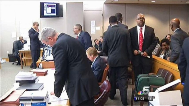 [DFW] Watkins Contempt Hearing Delayed