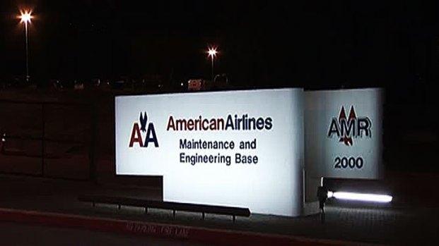 [DFW] AMR Prepares to Cut Jobs at Maintenance Base