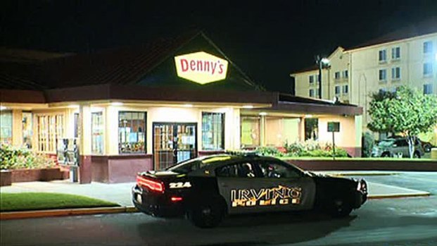 [DFW] Waitress Stabbed in Denny's Lobby
