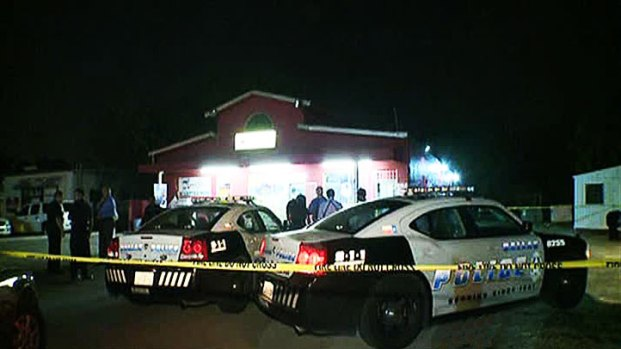 [DFW] Authorities Investigate 2 Shootings, Blocks Apart