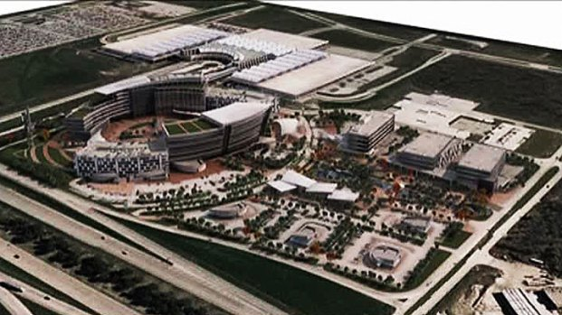 [DFW] DFW Airport to Vote on New Plaza