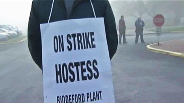 [DFW] Hostess Threatens Liquidation If Employees Continue Strike