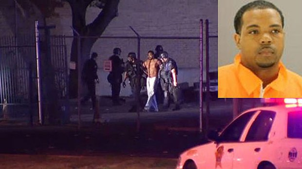 [DFW] Capital Murder Suspect Surrenders After Standoff