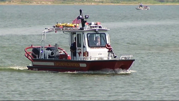 [DFW] Crews Continue Search for Missing Man on Grapevine Lake