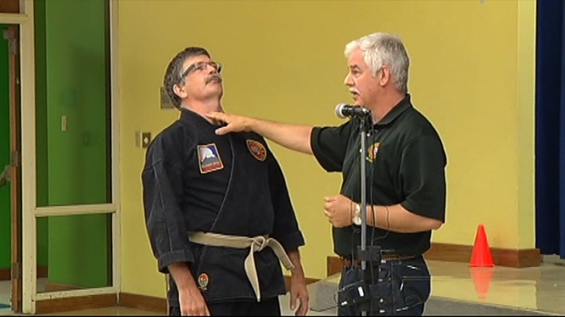 [DFW] Dallas Residents Get Self-Defense Training