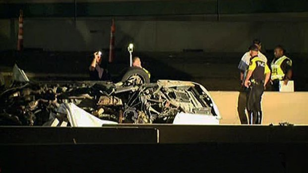 [DFW] 1 Dead, 1 Injured in Wrong-Way Crash