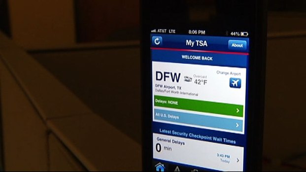 [DFW] Federal Spending Cuts Could Hit Air Travelers