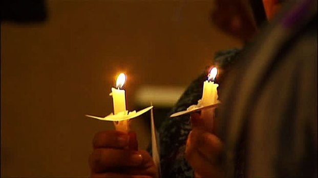 [DFW] Vigil Remembers Victims of Domestic Violence