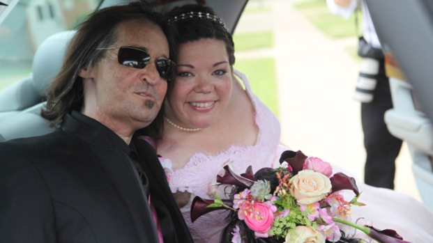 Dallas Wiens Married on Saturday