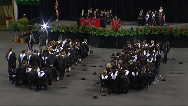 [DFW] West Students Celebrate Graduation After Tragedy
