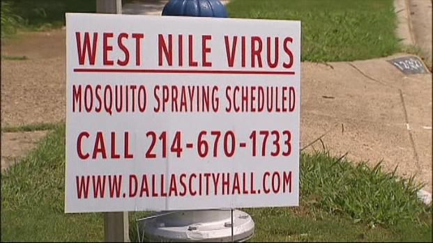 [DFW] Dallas Begins Spraying for Mosquitoes