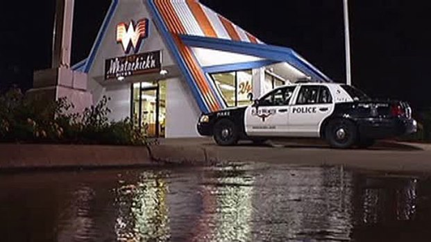 [DFW] Police Search for 3 After Whataburger Armed Robbery