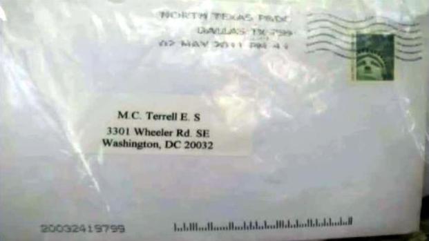 [DFW] More Than Two Dozen White-Powder Letters Sent to D.C. Schools