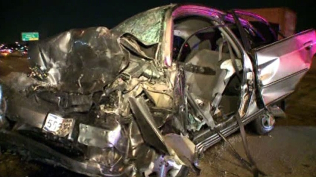 [DFW] Wrong-Way Crash Seriously Injures Dallas Woman